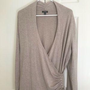 Apt.9 Beige Sweater XL